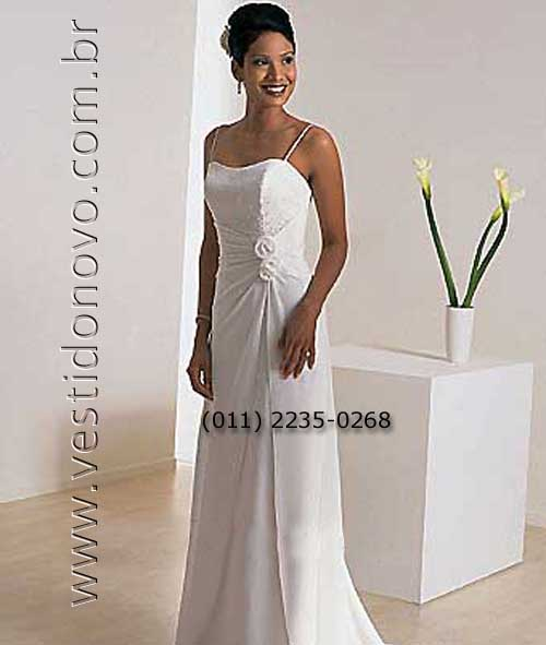 Loja de vestido longo para casamento