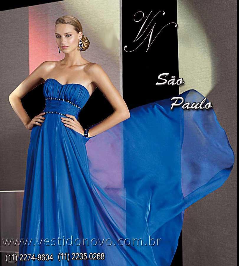 ff64916a7 Vestidos Plus size para Gordinhas pronta entrega azul royal, vestido  tamanho grande loja em São