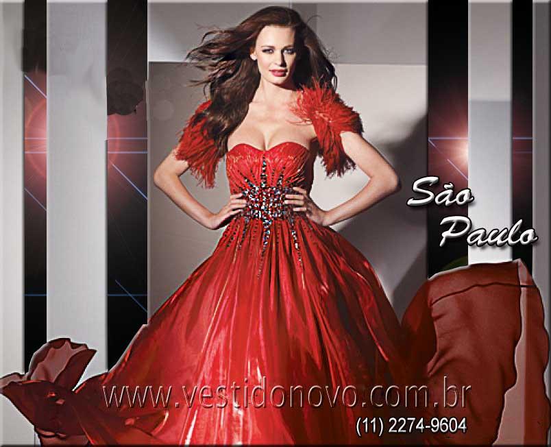 Vestido De Debutante Importado Loja Zona Sul São Paulo Casa