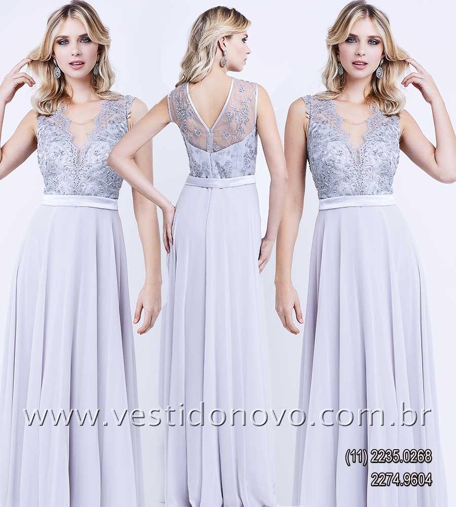 e703b86c74 Vestido bodas de prata
